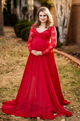 965ab294f9d4b Prom Maternity Dresses, Dresses For Pregnant Women - UCenter Dress