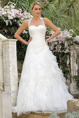 Halter Top Wedding Dresses | Halter Style Wedding Dresses - UCenter ...