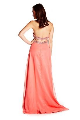 Square Halter Prom Dresses