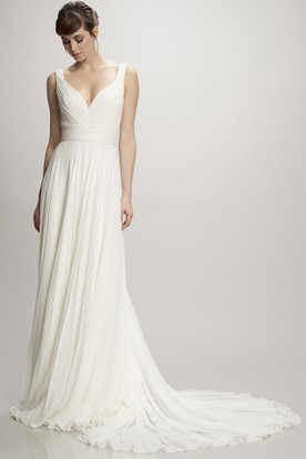 Rustic Wedding Dresses | Country Wedding Dresses - UCenter Dress