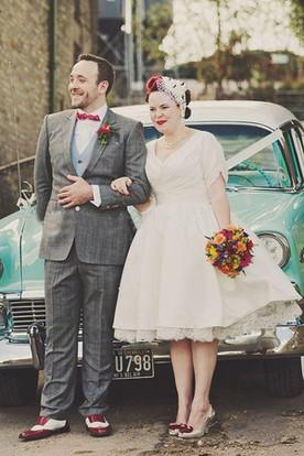 2f1935829899 Plus Size Tea Length Wedding Dresses | Short Wedding Dresses ...