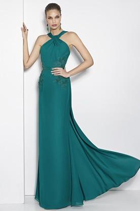 Green Evening Dresses