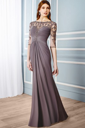 Evening Dresses Empire Cut