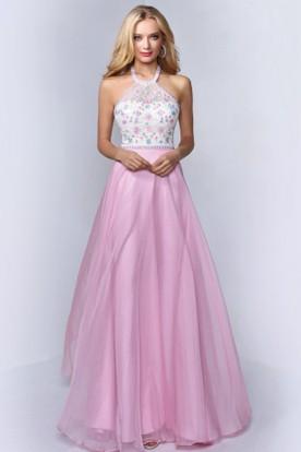Eggshell Prom Dresses