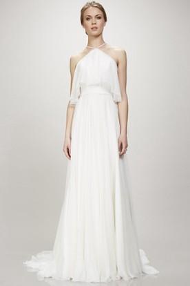 Halter Wedding Dresses   Halter Neck Wedding Dresses - UCenter Dress