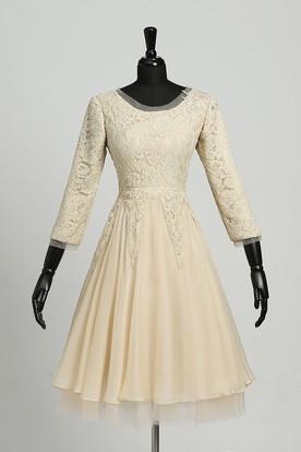 Wedding Dresses For Short Women | Empire Wedding Gowns - UCenter Dress