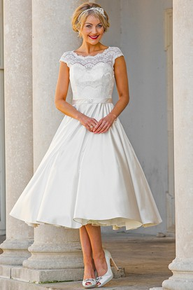 1950s Wedding Dresses | 50s Style Wedding Gowns - UCenter Dress