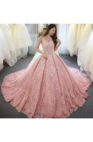 Peach Color Wedding Gowns Bridal Dresses Ucenter Dress