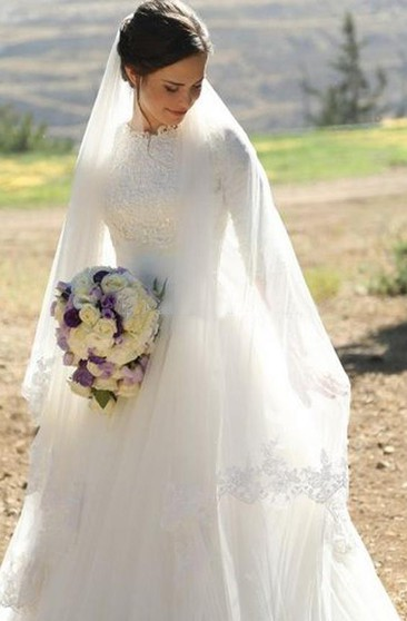 Cheap Modest Wedding Dresses
