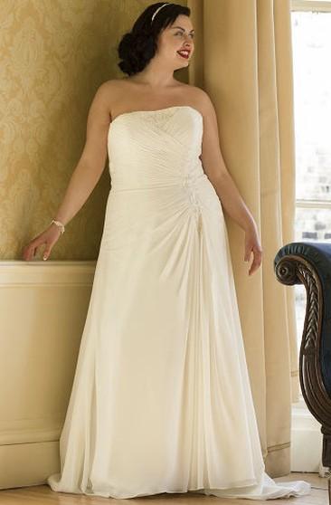 Cheap Plus Size Wedding Dresses Under 200 | Plus Size ...
