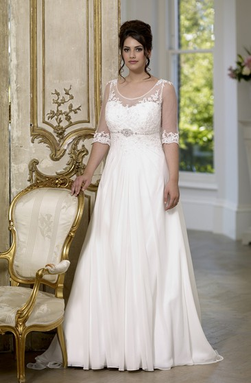Plus Size Casual Wedding Dresses | Casual Wedding Dresses ...