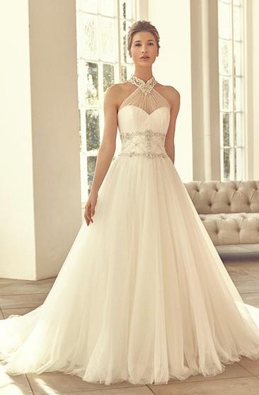 Halter Wedding Dresses Halter Neck Wedding Dresses