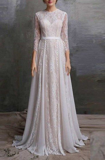 Plus Size Boho Wedding Dresses, Full Figure Boho Wedding ...