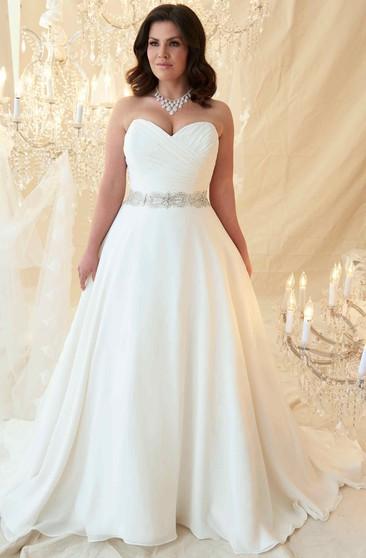 Plus Size Gothic Wedding Dresses   Goth Wedding Gowns ...
