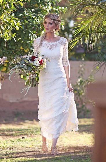 Wedding Dresses For Older Brides 2Nd Marriage - UCenter Dress