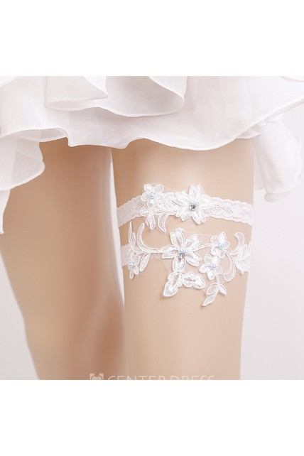 c5e85059f Original Handmade Lace Princess Style Two Sets Of Elastic Garter With Within  16-23inch - UCenter Dress