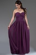 Sweetheart A-Line Chiffon Long Bridesmaid Dress With Criss Cross Bodice And Waist